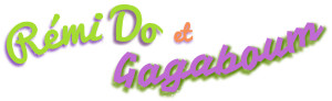 Signature Rémi Do et Gagaboum